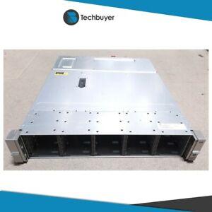 HPE D3700 ENCLOSURE 25 x SFF DRIVE BAYS 2 x CONTROLLER 2 x PSU - QW967A