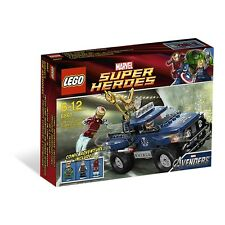 LEGO Marvel Super Heroes  Loki's Cosmic Cube Escape Set 6867 NEW IN BOX