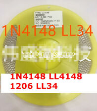 1PC 1N4148 LL4148 1206 LL34 SMD glass cylindrical switch diode