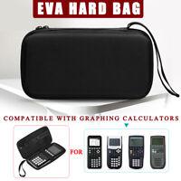 EVA Calculator Carrying Storage Hard Case Bag Portable Protective Box Cover Bag