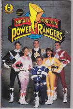 Mighty Morphin Power Rangers Tpb 1st. Hamilton Comics Saban's