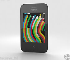 BRAND NEW NOKIA ASHA 230 Mobile Phone -*Unlocked*  Black **Dual SIM**