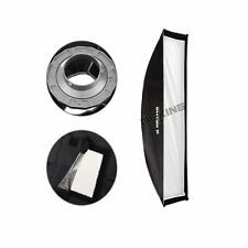 "12x35""/30x90cm Strip Softbox Bowens Mount for Studio Strobe Flash Lighting Photo"