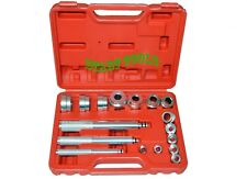 17pc Ball Bearing Installer Remover Driver Bushing Installation Removing Kit