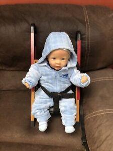 Handysitt Folding Portable Highchair Toddler Baby Seat