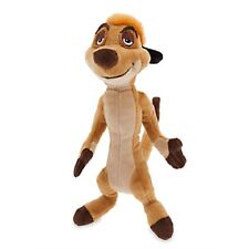 "Disney The Lion King Timon Plush Soft Stuffed Toy 9"" 23 Cm"