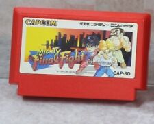 Famicom FC Mighty Final Fight Japan import game US Seller