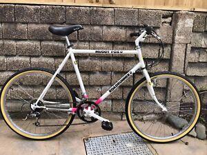 "Retro 1989 Muddy Fox Roadrunner 21.5"" Frame Mtb Bike Mint Orig & Ready 2 Ride"