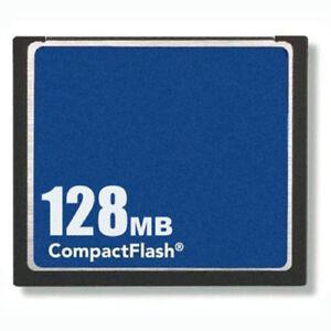 New Compact Flash 100 x 128MB Standard OEM CF Memory Card Generic Wholesale ME