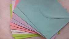 10 Mixed colour C5/A5 envelopes, Good Quality 100gsm