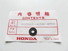 Unterlegscheibe Schraube Windschild / Washer Windshild Honda CB 750 F / RC04