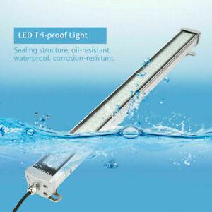 40W Tri-proof Working Lamp 65cm CNC Machine LED Lamp Waterproof Light 24-36V
