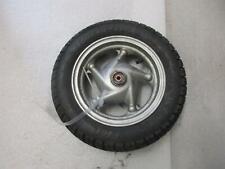Kymco Spacer 125 Front Rim (1) Front Wheel 2,50 x 10 Inch Wheel Rim Tyre