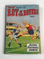 Roy Of The Rovers 1959 Annual   Hardback Book