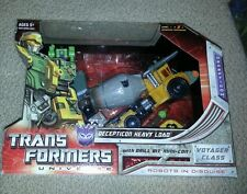 Transformers universe heavy load voyager