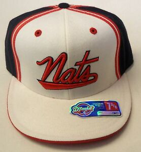 NBA Syracuse Nationals Reebok D'funkd Vintage Cap Hat NEW!