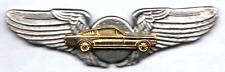 1965/66 Fastback Ford Mustang Pewter Finished Pilot Wings