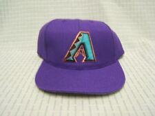 Arizona Diamondbacks Youth S/M Cap Embroidered Logo Acrylic/Wool Blend NWT