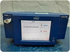 COPENHAGEN RADIOMETER TINA TCM4  BLOOD GAS MONITOR ! (247829)