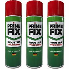 3 x 500ml Sprühkleber Industriekleber extra Stark für Polster Auto Alleskleber