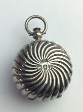 "Superb Sterling Silver ""Sovereign Case"" By Sampson Mordan London 1894 Hallmarked"