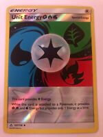 1x Unit Energy GFW - 137/156 - Uncommon - Reverse Holo NM-Mint Pokemon SM05 - Ul