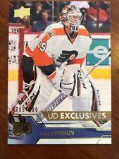 2016-17 UD Series 2 UD Exclusives #389 Steve Mason 5/100