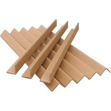 VERY STRONG CARDBOARD EDGE GUARDS PALLET PROTECTORS STRIPS CORNERS 600mm x 20Pcs