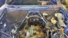 Mercedes Benz W114 W115 / 8 Engine HOOD INSULATION 1968 - 1976 MODELS