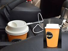 Car USB Humidifier Fragrance Essential Oil Aroma Air Diffuser Cab Air Freshener