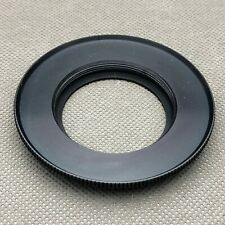 M42 screw mount lens to Canon EOS camera adapter