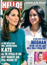 Hello Magazine 1585 27th May 2019 Lady Gabriella Windsor Meghan & Kate