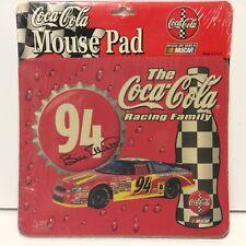 NASCAR Bill Elliott 94 Coca-Cola Racing Family MOUSE PAD Computer NEW Sealed