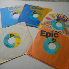 Lot Of 5 Hank Williams Jr 45s Ramblin' Man Pride's Not Hard To Swallow