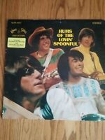 THE LOVIN' SPOONFUL - HUMS OF THE LOVIN' SPOONFUL - KAMA SUTRA RECORDS LP (VG/G)