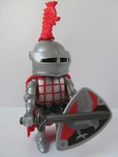 Playmobil Castle figure: Falcon Knight with plumed helmet, sword & shield NEW