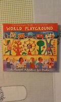 PUTUMAYO PRESENTS WORLD PLAYGROUND  - DIGIPACK CD