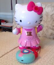 Hello Kitty Walk with Me R/C Motorized Toy - READ ALL DETAILS, Jada Toys
