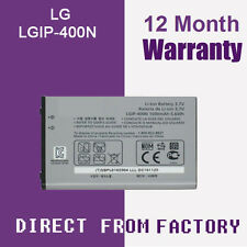 LGIP-400N Battery LG Genesis US760 Optimus One P500 MS690 GT540 P509 US670 VM670