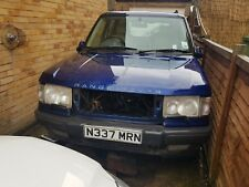 P38 Range rover 94-02 4.0 V8 breaking for parts spare repair