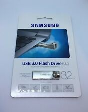 Samsung 32GB BAR (Metal) USB 3.0 Flash Drive Speed Up to 150MB/s