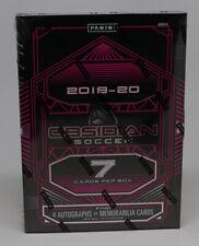 2019-2020 Panini Obsidian Soccer Hobby Box Factory Sealed!!!!