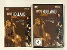 Dave Holland Quintet MILES DAVIS JAZZ GROUP Signed Autograph Live 1986 DVD JSA