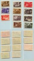 Russia USSR ☭ 1947 SC 1172-1182 Z 1111-1121 MNH . rta2244