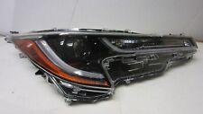 2020 2021 Toyota Corolla Hatchback Led Headlight Rh Passenger Side Oem New Other