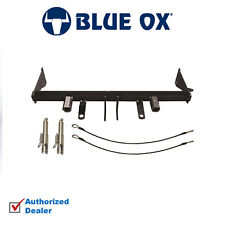 Blue Ox Vehicle Baseplate With Removable Tabs W/ Safety Cables Fits 2015 VW Golf