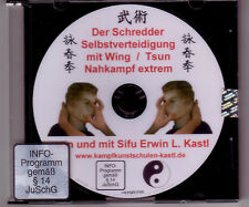 Wing Chun Tsun Nahkampf extrem der Schredder Selbstverteidigung Kampfsport DVD