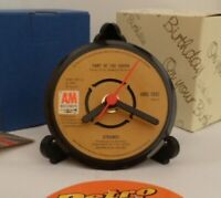 *new* STRAWBS (BAND) CLOCK  Actual Vinyl Record Single Desk Table Vintage Retro