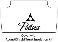 1962 1964 Dodge Polara Trunk Rubber Floor Mat Cover with MB-085 Polara