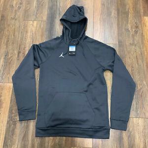 Men's Nike Air Jordan Alpha Therma Pullover Hoodie Jacket AR4311 060 Size M